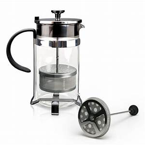 Tea Infuser + French Press Coffee System - The Curated Crave