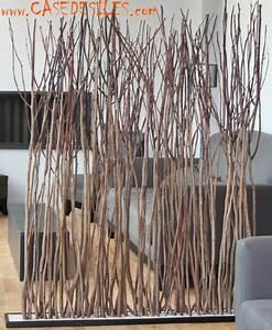 ikea paravent bambou fabulous tableau deco pas cher With salle de bain design avec paravent bois flotté décoration
