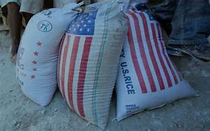 Food aid reform in the Farm Bill: Progress and prelude of ...