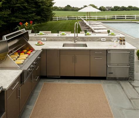 stainless steel outdoor kitchen cabinets danver stainless steel outdoor cabinets affordable
