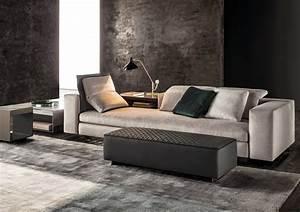 Sofa Und Co : yang sofa designed by rodolfo dordoni for minotti orange skin ~ Orissabook.com Haus und Dekorationen