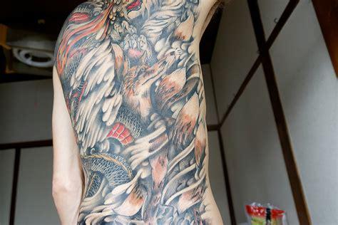 irezumi lart japonais du tatouage reportage arte tatouage