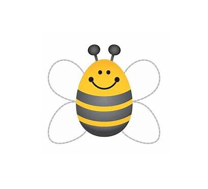 Bee Template Bumble Clipart Clip Bumblebee Bees