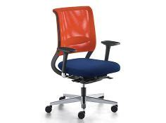height adjustable office chairs without wheels small