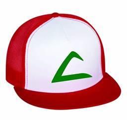 flat bill ash ketchum pokemon trainer