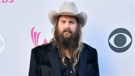 Chris Stapleton And Wife Morgane Announce They Are