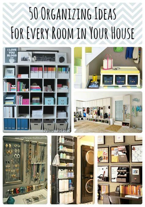 organizing ideas   room   house jamonkey