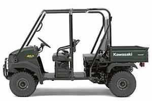 Kawasaki Mule 3010 Trans 4x4 Utility Vehicle Wiring Diagram