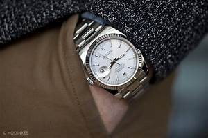 A Week On The Wrist: The Rolex Datejust — HODINKEE
