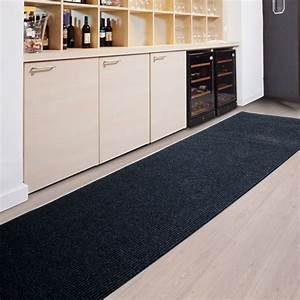 Tapis Cuisine Long Amortissant Rsistant Anthracite