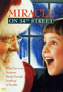 Film Comparisons: Miracle on 34th Street - Forever Starlet