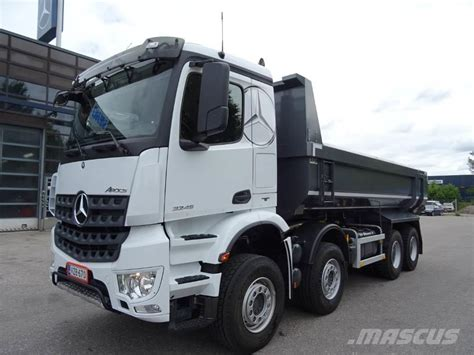 Mercedes Arocs by Mercedes Arocs 3245 K 8x4 4 Tipper Trucks Price 163