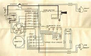 Model T Correct Wiring Diagram