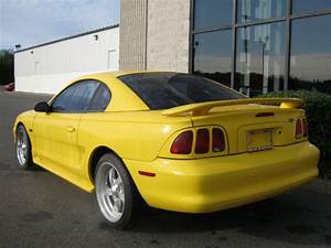 1998 FORD MUSTANG GT 2 DOOR COUPE - 125686
