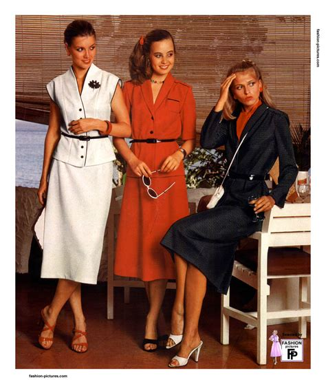 1980s Fashion Page 1 Fashion Pictures