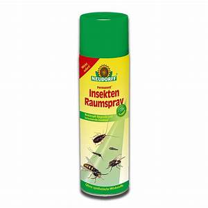 Spray Gegen Spinnen : neudorff permanent insektenraumspray insektenspray raumspray gegen insekten gegen fliegen ~ Whattoseeinmadrid.com Haus und Dekorationen