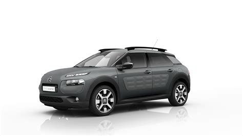 Citroen C4 Cactus Gains New Onetone Special Edition And 6