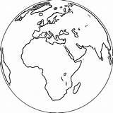 Earth Coloring Planet Globe Printable Sheets Template Drawing Cartoon Space Wecoloringpage Druku Ziemi Dzień Kolorowanki Kolorowania Worksheets Map Preschool Globes sketch template
