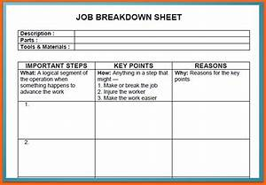 39 service job sheet template labor material cost With service job sheet template