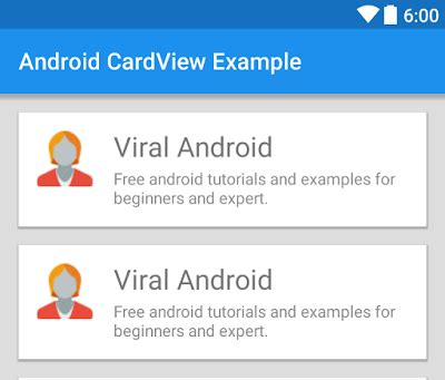 android adding items  list view  cards stack overflow