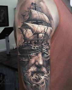 100 Boat Tattoo Designs | Boat tattoo, Best sleeve tattoos ...