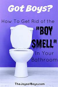 how to get rid of the boy smell in your bathroom With get urine smell out of bathroom