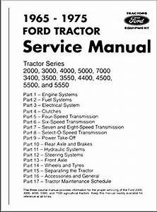 Ford Tractor Wiring Diagram 4000