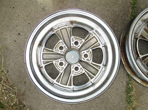 find vintage  cragar ss wheels rims ss front