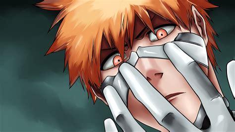Bleach Kurosaki Ichigo Hands Anime Boys Orange Hair