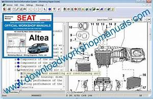 Seat Altea Workshop Repair Manual