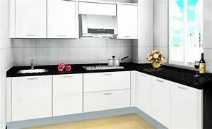 Cucine Moderne Bianco E Nero minimis co