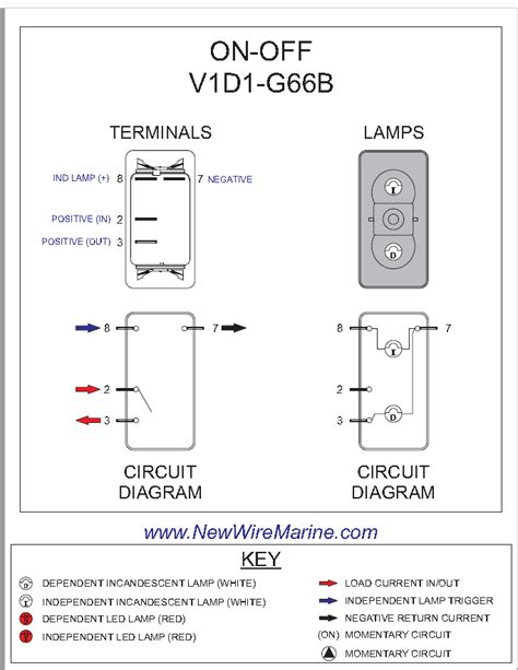 Cheap switches, buy quality lights & lighting directly from china suppliers:kcd8 6pin rocker switch power switch duplex on off 2position 6 pins with light 16a 250vac/ 20a 125vac enjoy free shipping worldwide! 4 Pin Rocker Switch Wiring Diagram