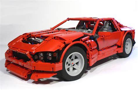 lego technic supercar lego technic supercar v12 the lego car