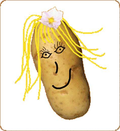 kentang gif gambar animasi animasi bergerak  gratis