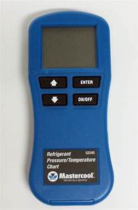 52245 Mastercool Digital Refrigerant Gas Pressure