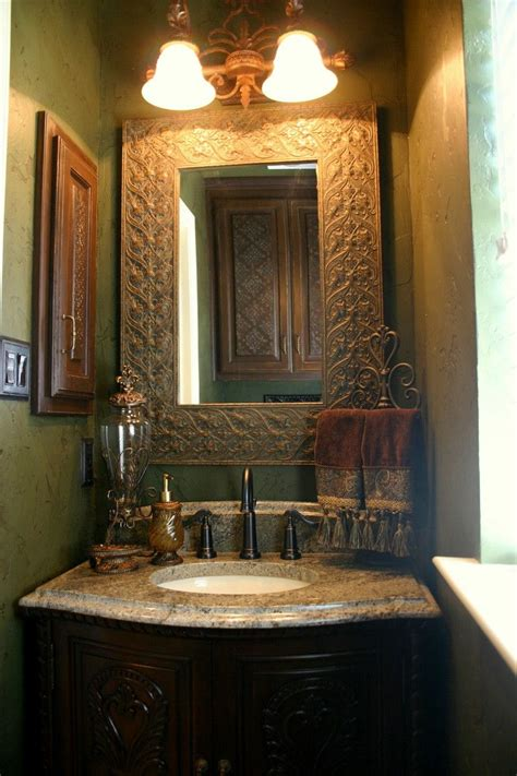 Tuscan Style Bathroom Ideas by Looks Like Some Of The Components Would Fit My Tuscan