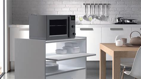 cuisine fonctionnelle quel est le meilleur endroit pour installer micro ondes
