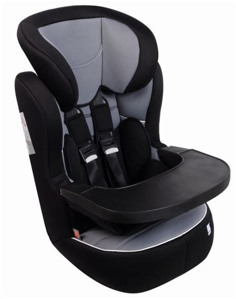 siege de carrefour test réhausseur inclinable tex baby