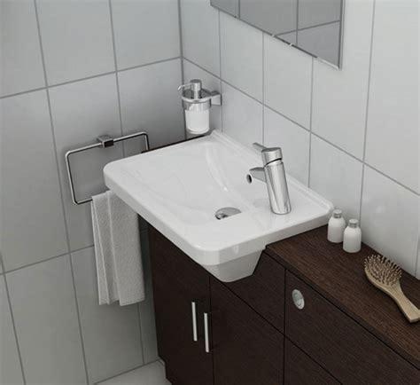 bathroom sink square vitra s50 compact semi recessed basin right