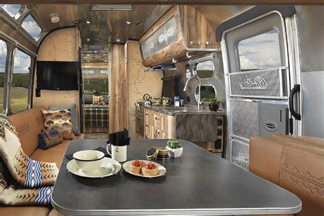 Airstream X Pendleton National Park Edition Travel Trailer