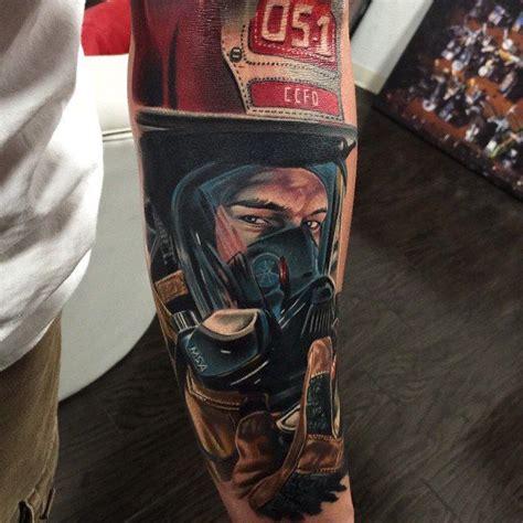 ideas  firefighter tattoos  pinterest