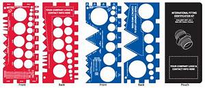 The International Fitting Identification Kit