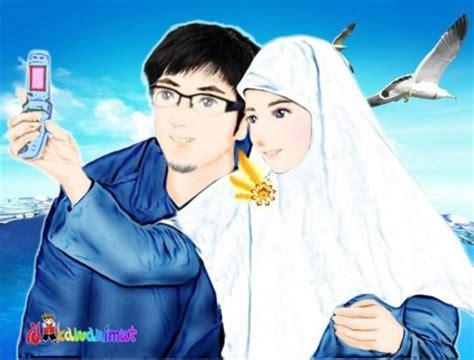 wallpaper kartun islami
