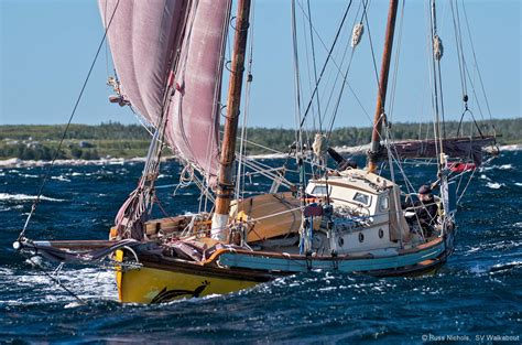Living On A Boat Sailing The World by Cruising On Less Than 15 000 Year Including The Boat