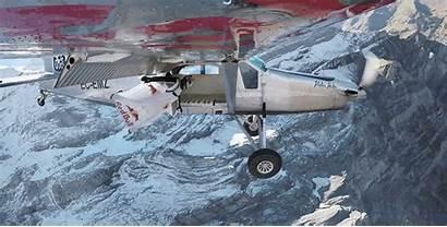 Plane Wingsuit Into Base Awesome Jump Flying