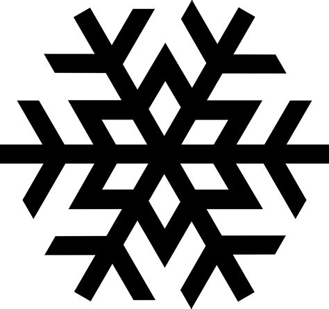 Snowflake Clipart Simple Snowflake Clipart Clipart Panda Free Clipart Images