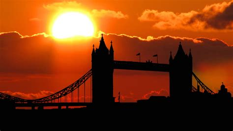 london tower bridge   stock footage video