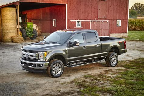 2017 Ford Super Duty Is Just As Expected
