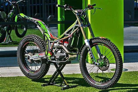 trial bike motorrad vertigo fajardo replica unveiled the hell team trials nation