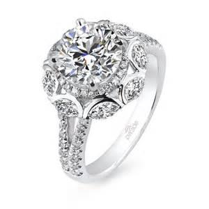interesting engagement rings unique engagement ring settings part vi crazyforus